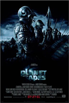 Planet of the Apes (2001) poster