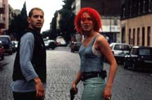 Run Lola Run -- Lola and Manni
