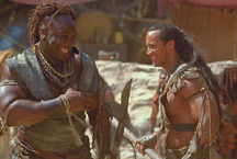 The Scorpion King -- The Rock