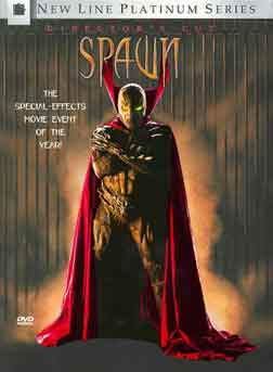 Spawn (1997) -- poster